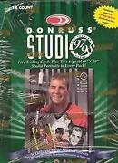 1997 Donruss Studio