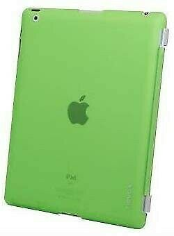 Nevox StyleShell Etui Coquille pour iPad 2 / 3 / 4 Vert