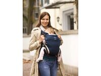 Manduca Baby Carrier/ Sling Blue (also back carrier) Excellent Condition!