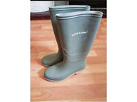 Dunlop welly's
