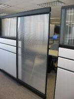 Cubicules Cloisons Paravents Panneaux Mobilier de bureaux...