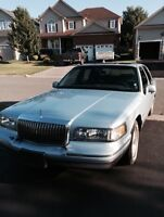 Mint Condition, 1997 Lincoln Towncar with E-tested Done