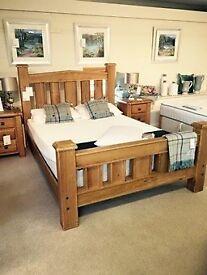 King Size York Bed Frame