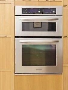 """KitchenAid 30"""" Built-In Combination Oven - microwave defect"""