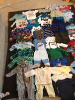 6-9 months Baby Boy clothing
