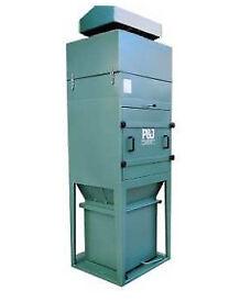 P&J External Dust Extraction Unit