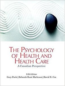 Psychology Of Health And Health Care - 5th