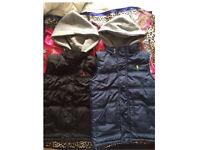Ralph Lauren body warmers/ gilet age 11-12