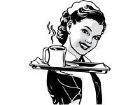 Waitress/bartender is available for immediate start in Chelsea area