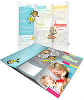 **Brochures (Tri-Fold) Full Colour Double Sided, 250 for $100***