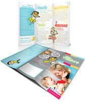 *Brochures (Tri-Fold) Full Colour Double Sided, 250 for $100