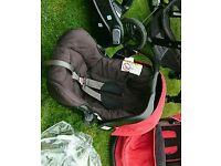 Graco Evo car seat & base