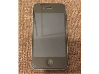 Iphone 4 black unlocked