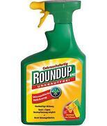 Roundup Unkrautfrei