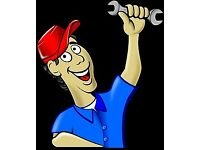 emergency plumber,tiler,small jobs handyman available.low rates