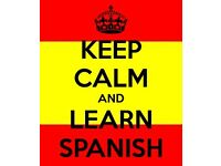 SPANISH ONE TO ONE OR GROUP LESSONS FOR ALL LEVELS