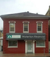 Private, or Commercial Financing