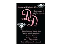 Diamond Domestics Cleaning Services