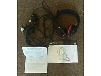 PS3 4gamers headset