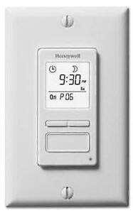 Interrupteur programmable Honeywell