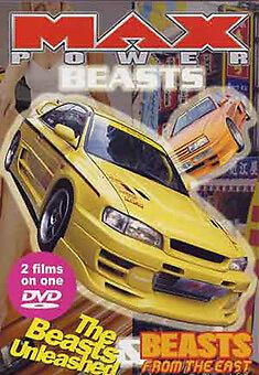 MAX POWER - THE BEASTS - DVD - REGION 2 UK