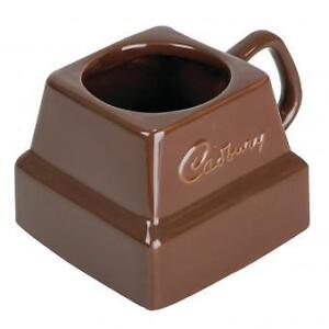 Cadbury's Chocolate Chunk Square Boxed Mug