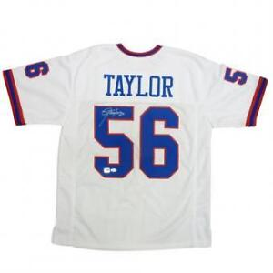 Lawrence Taylor Jersey, Signed and Authenticated.