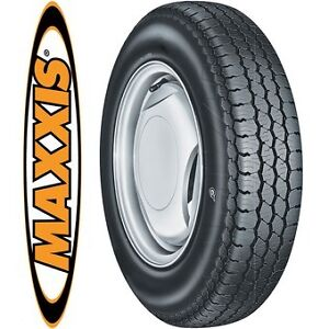 145R10L/T MAXXIS CR966 NEW TYRE. 145R10 lt. 145 10. 10 INCH  BOAT TRAILER TYRE