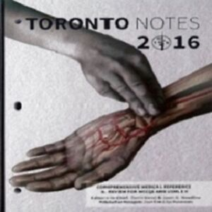 Toronto notes 2016 +Cours Video en francais Udem +usmlestep1/2/3