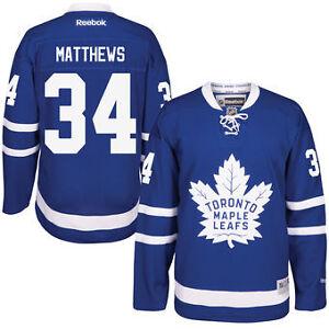 Toronto Maple Leafs Auston Matthews Jersey