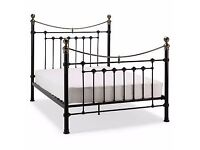 King sized bed frame for sale