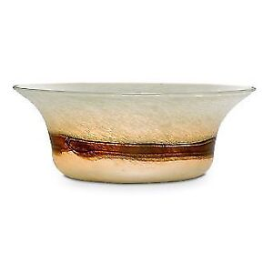Partylite Tranquillity Bowl with tealight ring,
