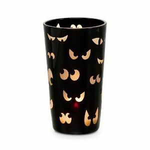 Partylite Spooky Eyes Votive Holder