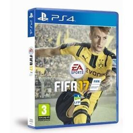 FIFA 17 PS4 - New(sealed)