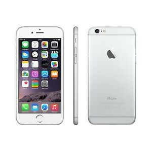 Iphone 6 - 64go silver ***non négociable ***
