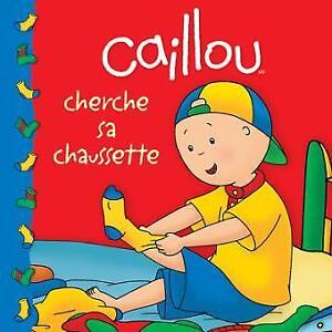 Livres de Caillou cartonnés, livres d histoires et jeux