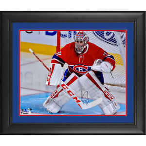 """Carey Price Autographed Framed 16"""" x 20"""" Photo ($500 Value) NEW"""