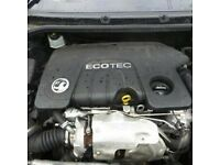 1.6 ASTRA / ZAFIRA/ Insignia Engine Cdti Ecofle 150 BHP B16DTH 2012-17 ENGINE