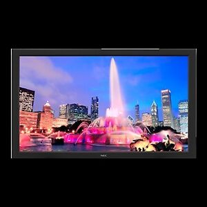 "NEC V462 46"" High-Performance Commercial Display/Television"