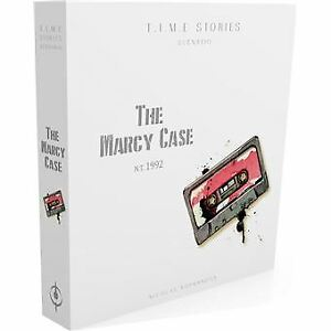 Time Stories: Marcy Case Expansion (New)
