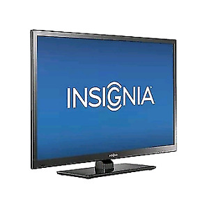 Insignia 32 inch flat screen flat screen LED HDTV works perfectl