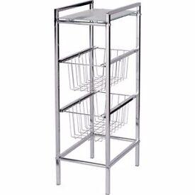Bathroom Multi-Rack Stand