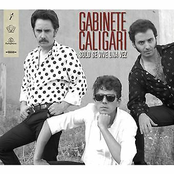 2CD GABINETE CALIGARI