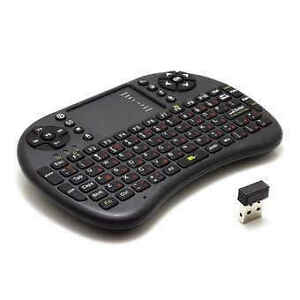 ANDROID TV BOX WIRELESS KEYBOARD / MOUSE  **RECHARGABLE