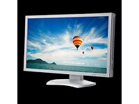 NEC MultiSync EA273WMi 27 inch LED IPS Monitor - Full HD, 6ms, Speakers, HDMI