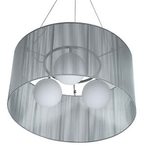 EQ3 Lamp: Monaco Large Pendant