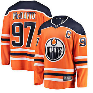 Authentic Connor Mcdavid Jersey XL Addidas