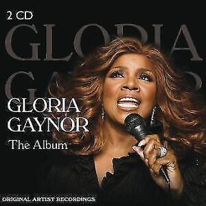 Gloria-Gaynor-The-Album-2-CD-Set-NEU-OVP