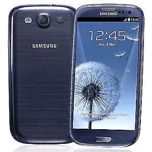 SAMSUNG GALAXY S3 WITH ROGERS