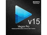 Sony Vegas Pro 15 for Windows